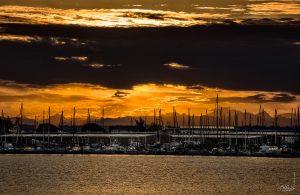 port of kingston sunrise