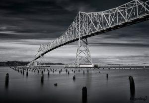 Astoria-Megler Bridge Oregon USA