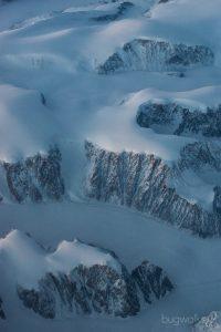 Baffin Island aerial - Canada