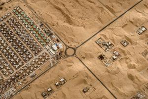 Dubai Sand Dune Neighborhood