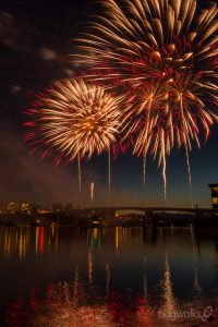 Manette Bridge fireworks 2019 1