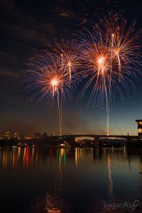 Manette Bridge fireworks 2019 2